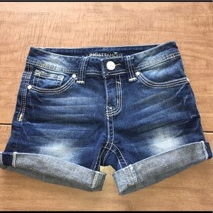 Almost Famous Jean shorts - juniors size 1